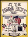 At the Panama Pacific fair