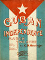 Cuban Independence.