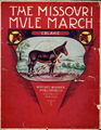 The Missouri Mule March