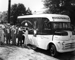 New Harrison County Bookmobile
