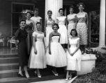 Miss Hospitality Contestants 1958