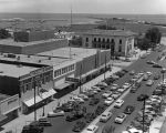 Downtown Gulfport 1956