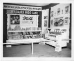 American Dairy Association of Mississippi display