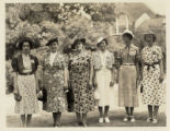 Women's house dress contest