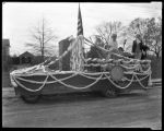 Parade - Daughters of the American Revolution Float