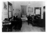 Borden office interior