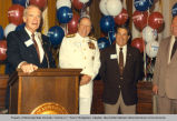 G.V. 'Sonny' Montgomery at G.I. Bill celebration