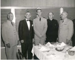 Visit of Honorable John C. Stennis, U.S. Senate, to Biloxi, MS