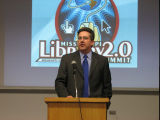 Schulz at MS Library 2.0 Summit