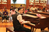 4th Annual Charles Templeton Ragtime Jazz Festival at MSU Libraries
