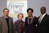 Cunetto, Coleman, Patterson, and Middleton at Created Equal Speaker Series