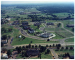 Aerial View of Mississippi State University
