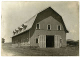 Agricultural Engineering Experimental Horse and Mule Barn