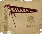 Mississippi A&M College 1911 Calendar Cover