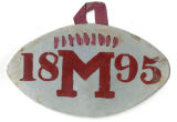 Mississippi A&M 1895 Homecoming Emblem