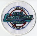 1997 NCAA College World Series Patch