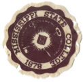 Mississippi State College Patch
