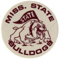 Mississippi State Bulldogs Sticker