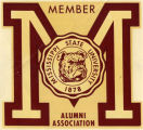 MSU Alumni Decal