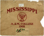 1908 Mississippi A&M Calendar