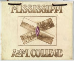 1913 Mississippi A&M College Calendar