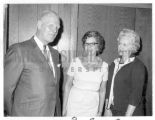 T. E. Veitch, Mrs. Harry Simrall, Irene Caldwell