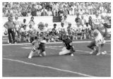 Football, MSU vs. North Texas State, Harvey Hull