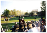 David C. Swalm Chemical Engineering Building, Groundbreaking Ceremony