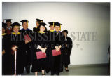 Commencement, Library Faculty