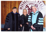 Mississippi State University's Fall Graduate Commencement Ceremony, 2002